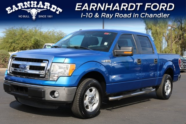 2014 F-150 SuperCrew Cab 4x2, Pickup #FK2388A - photo 1