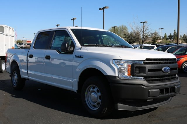 2019 F-150 SuperCrew Cab 4x2, Pickup #FK2394 - photo 4