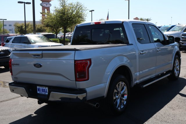 2017 F-150 SuperCrew Cab 4x2, Pickup #FK2519A - photo 6