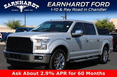 2017 F-150 SuperCrew Cab 4x2, Pickup #FK2519A - photo 1