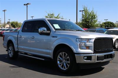 2017 F-150 SuperCrew Cab 4x2, Pickup #FK2519A - photo 4