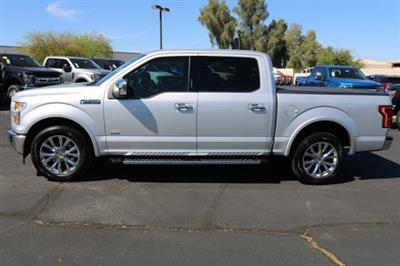 2017 F-150 SuperCrew Cab 4x2, Pickup #FK2519A - photo 8