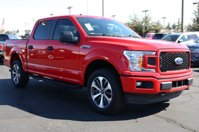 2019 F-150 SuperCrew Cab 4x4, Pickup #FK2566 - photo 4