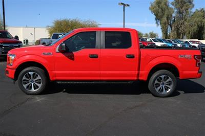 2019 F-150 SuperCrew Cab 4x4, Pickup #FK2566 - photo 8