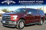 2016 F-150 SuperCrew Cab 4x4, Pickup #FK2576A - photo 1