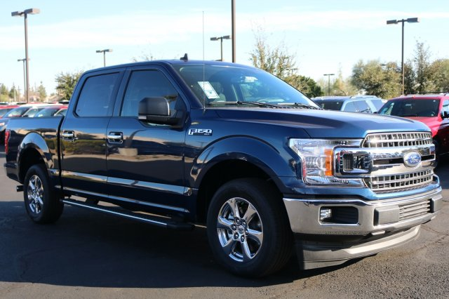 2019 F-150 SuperCrew Cab 4x2, Pickup #FK2633 - photo 4