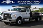 2019 F-650 Crew Cab DRW 4x2,  Scelzi Contractor Body #FK336 - photo 1