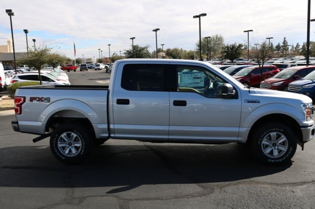 2019 F-150 SuperCrew Cab 4x4,  Pickup #FK427 - photo 5