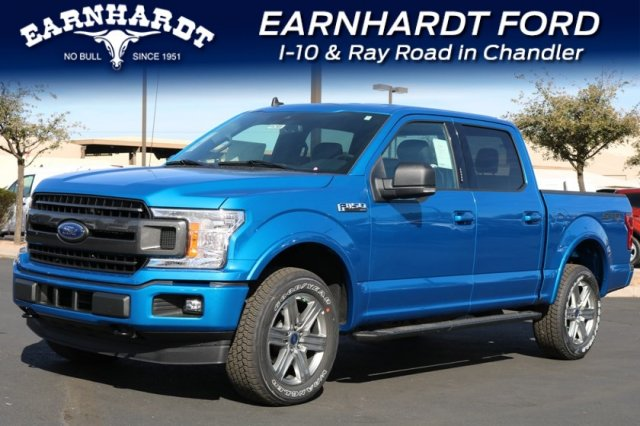 2019 F-150 SuperCrew Cab 4x4,  Pickup #FK472 - photo 1