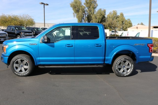 2019 F-150 SuperCrew Cab 4x4,  Pickup #FK472 - photo 8