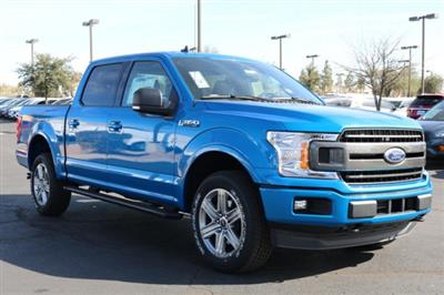 2019 F-150 SuperCrew Cab 4x4,  Pickup #FK472 - photo 4