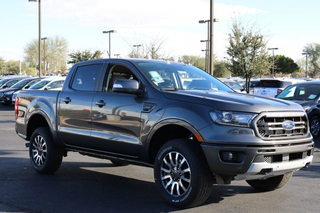 2019 Ranger SuperCrew Cab 4x4,  Pickup #FK550 - photo 4