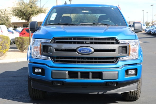 2019 F-150 SuperCrew Cab 4x4,  Pickup #FK611 - photo 3