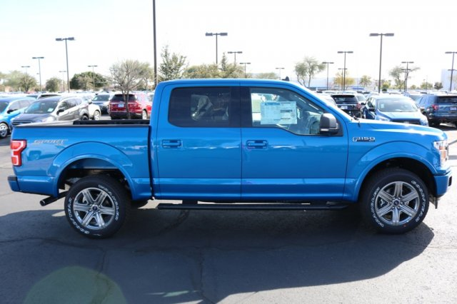 2019 F-150 SuperCrew Cab 4x4,  Pickup #FK611 - photo 5