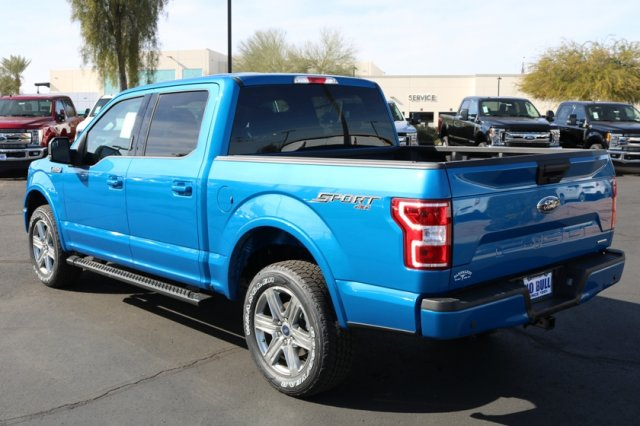 2019 F-150 SuperCrew Cab 4x4,  Pickup #FK611 - photo 2