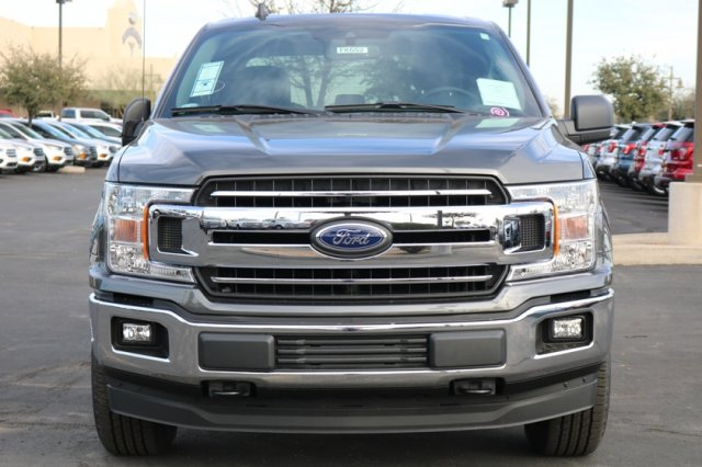 2019 F-150 SuperCrew Cab 4x4,  Pickup #FK652 - photo 3