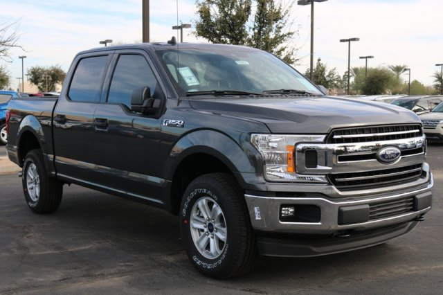 2019 F-150 SuperCrew Cab 4x4,  Pickup #FK652 - photo 4