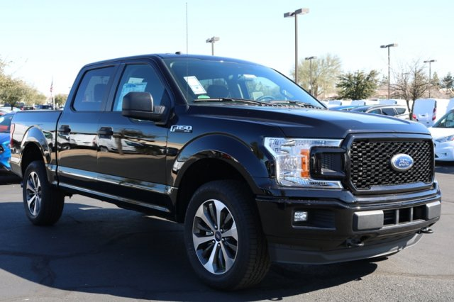 2019 F-150 SuperCrew Cab 4x4,  Pickup #FK702 - photo 4