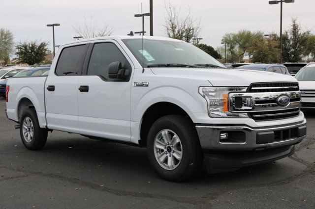 2019 F-150 SuperCrew Cab 4x2,  Pickup #FK718 - photo 4