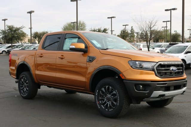 2019 Ranger SuperCrew Cab 4x4,  Pickup #FK757 - photo 4