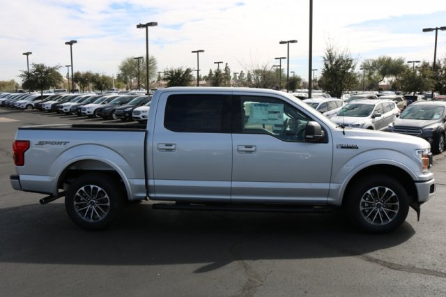 2019 F-150 SuperCrew Cab 4x2,  Pickup #FK818 - photo 5