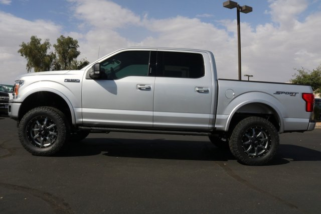 2019 F-150 SuperCrew Cab 4x4,  Pickup #FK838 - photo 4
