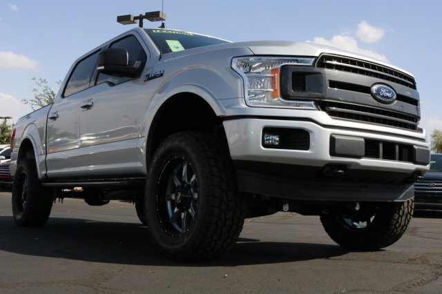 2019 F-150 SuperCrew Cab 4x4,  Pickup #FK838 - photo 7