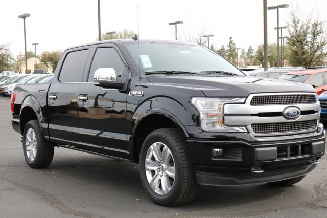 2019 F-150 SuperCrew Cab 4x4,  Pickup #FK960 - photo 4