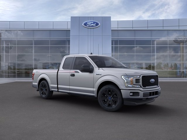 2020 Ford F-150 Super Cab RWD, Pickup #FL1185 - photo 7
