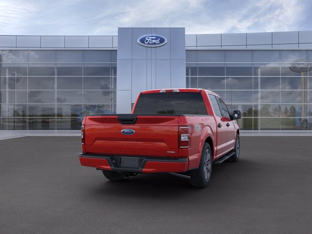 2020 Ford F-150 SuperCrew Cab RWD, Pickup #FL1190 - photo 8