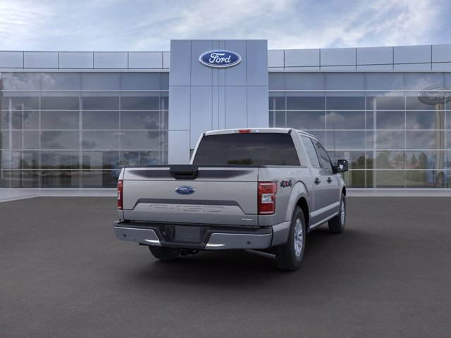 2020 Ford F-150 SuperCrew Cab 4x4, Pickup #FL1333 - photo 8