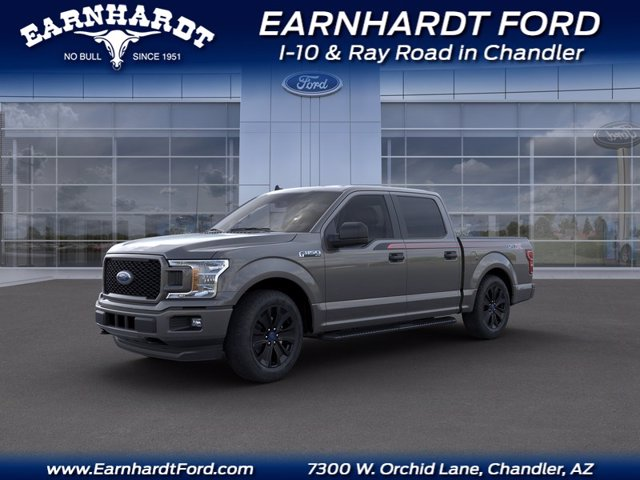 2020 Ford F-150 SuperCrew Cab 4x4, Pickup #FL1543 - photo 1