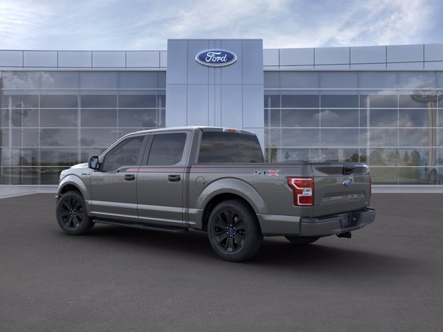 2020 Ford F-150 SuperCrew Cab 4x4, Pickup #FL1543 - photo 2