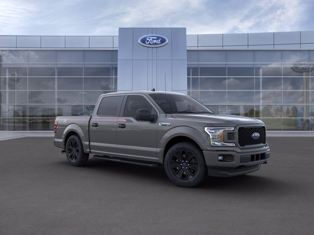 2020 Ford F-150 SuperCrew Cab 4x4, Pickup #FL1543 - photo 7