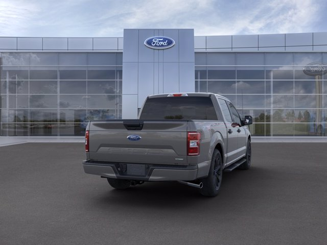 2020 Ford F-150 SuperCrew Cab 4x4, Pickup #FL1543 - photo 8