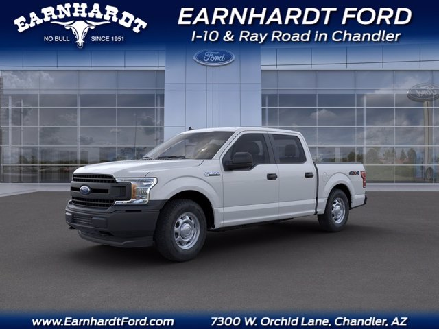 2020 Ford F-150 SuperCrew Cab 4x4, Pickup #FL1562 - photo 1