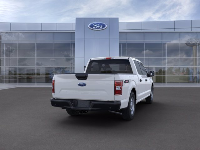 2020 Ford F-150 SuperCrew Cab 4x4, Pickup #FL1562 - photo 8