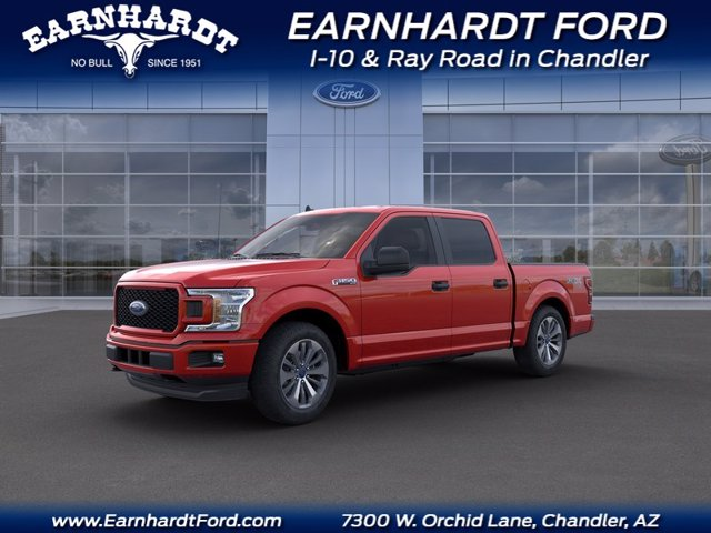 2020 Ford F-150 SuperCrew Cab 4x4, Pickup #FL1596 - photo 1