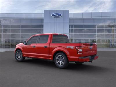 2020 Ford F-150 SuperCrew Cab 4x4, Pickup #FL1596 - photo 2