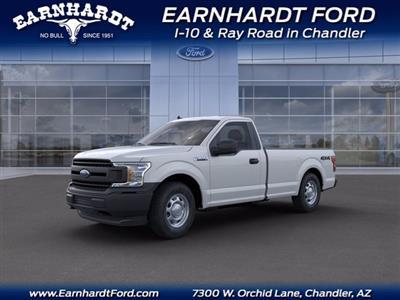 2020 Ford F-150 Regular Cab 4x4, Pickup #FL1602 - photo 1