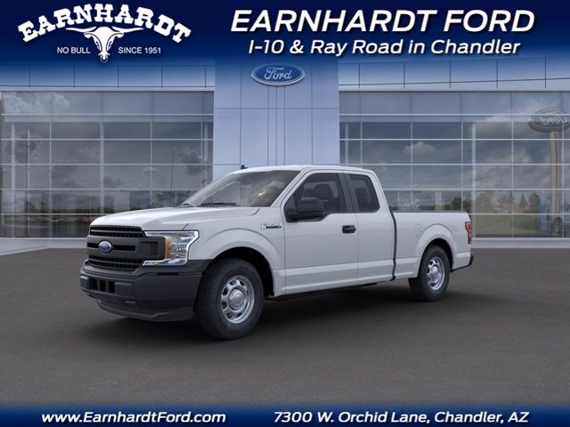 2020 Ford F-150 Super Cab 4x2, Pickup #FL1760 - photo 1