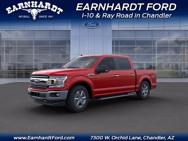 2020 Ford F-150 SuperCrew Cab 4x4, Pickup #FL1768 - photo 1