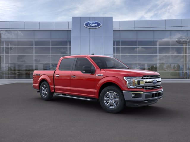 2020 Ford F-150 SuperCrew Cab 4x4, Pickup #FL1768 - photo 7