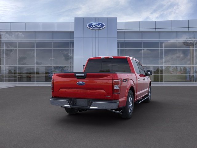 2020 Ford F-150 SuperCrew Cab 4x4, Pickup #FL1768 - photo 8