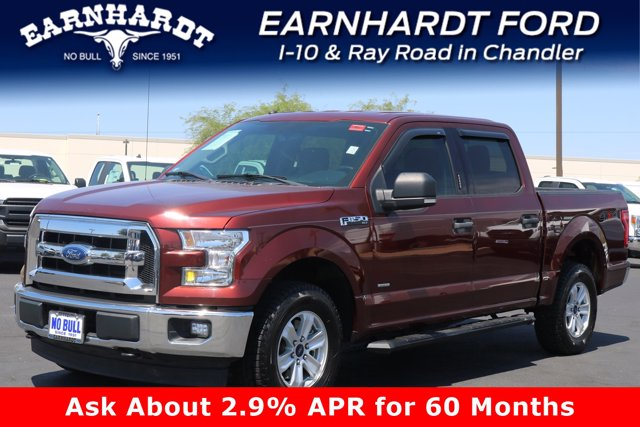 2017 Ford F-150 SuperCrew Cab 4x4, Pickup #FL1803A - photo 1
