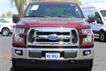 2017 Ford F-150 SuperCrew Cab 4x4, Pickup #FL1803A - photo 3