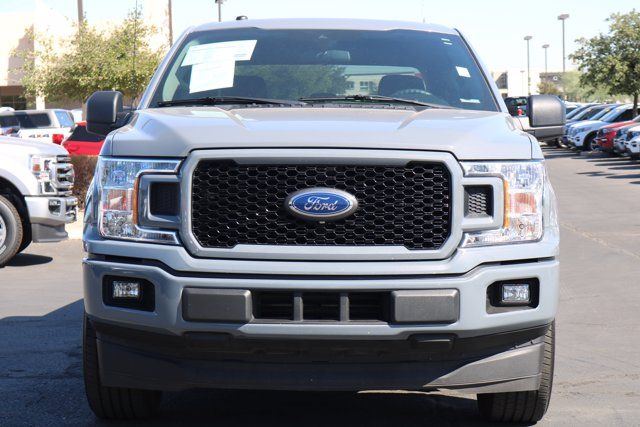 2019 Ford F-150 SuperCrew Cab RWD, Pickup #FL1832A - photo 3