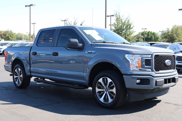 2019 Ford F-150 SuperCrew Cab RWD, Pickup #FL1832A - photo 4