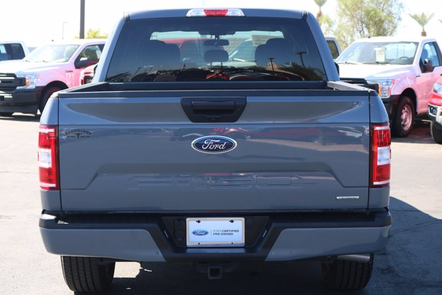 2019 Ford F-150 SuperCrew Cab RWD, Pickup #FL1832A - photo 7