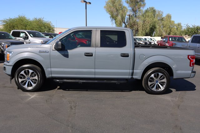 2019 Ford F-150 SuperCrew Cab RWD, Pickup #FL1832A - photo 8